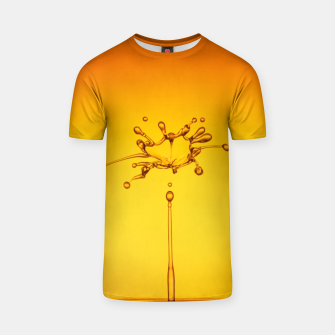 Thumbnail image of Water works T-shirt, Live Heroes