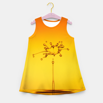 Thumbnail image of Water works Girl's summer dress, Live Heroes