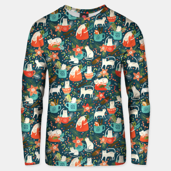 Spicy Kittens Unisex sweater thumbnail image