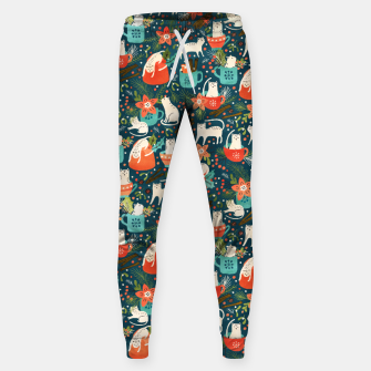 Spicy Kittens Sweatpants thumbnail image