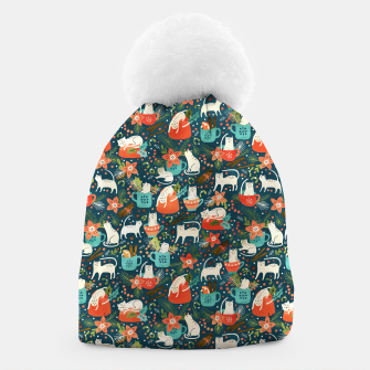 Spicy Kittens Beanie thumbnail image