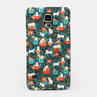 Spicy Kittens Samsung Case thumbnail image