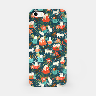 Spicy Kittens iPhone Case thumbnail image