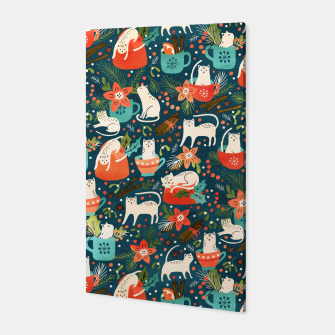 Spicy Kittens Canvas thumbnail image