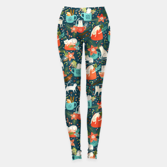 Thumbnail image of Spicy Kittens Leggings, Live Heroes
