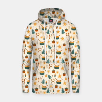 Thumbnail image of Christmas Toys Hoodie, Live Heroes