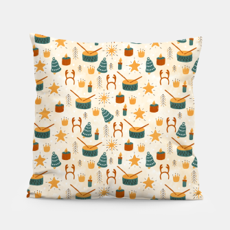 Thumbnail image of Christmas Toys Pillow, Live Heroes