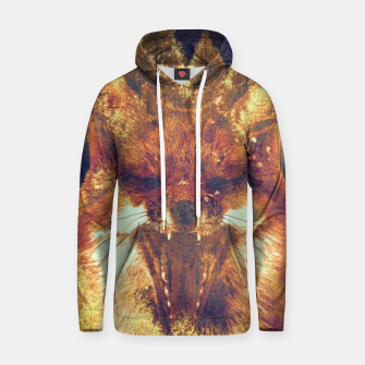 Thumbnail image of Fox forest  Hoodie, Live Heroes