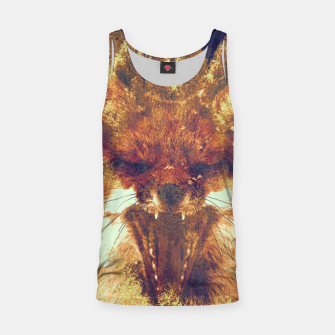 Thumbnail image of Fox forest  Tank Top, Live Heroes