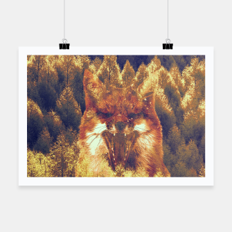 Thumbnail image of Fox forest  Poster, Live Heroes