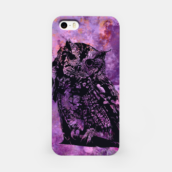 Thumbnail image of black owl Obudowa iPhone, Live Heroes