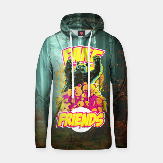 Thumbnail image of Fake Friends Hoodie, Live Heroes