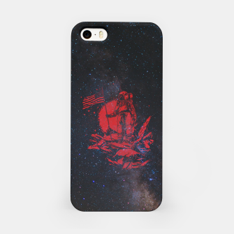 Thumbnail image of The American Astronaut iPhone Case, Live Heroes