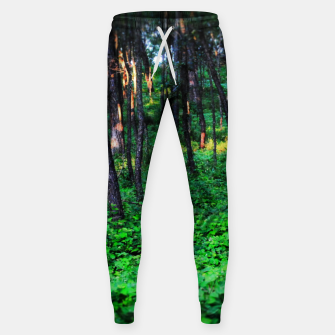 Thumbnail image of Patchy Sunlight in The Woods Sweatpants, Live Heroes