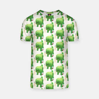 Thumbnail image of Topiary Dog T-shirt, Live Heroes