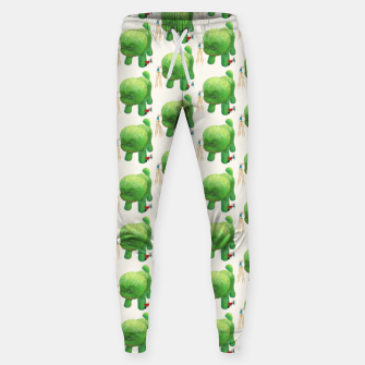 Thumbnail image of Topiary Dog Sweatpants, Live Heroes