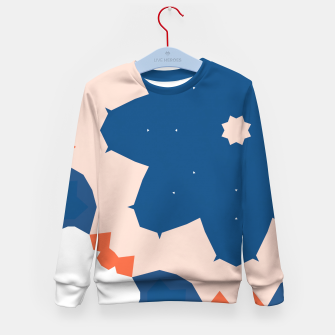 Thumbnail image of SAHARASTREET-SS121 Kid's sweater, Live Heroes