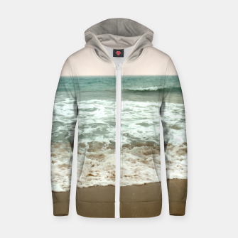 Thumbnail image of South Ocean Zip up hoodie, Live Heroes