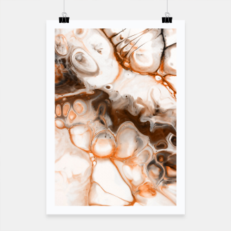 Thumbnail image of Broken Abstract Poster, Live Heroes