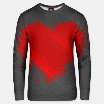 Thumbnail image of Red Heart Unisex sweater, Live Heroes