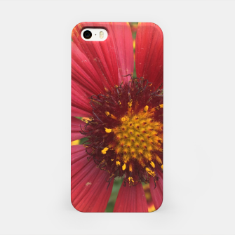Thumbnail image of Red and Orange Flower iPhone Case, Live Heroes