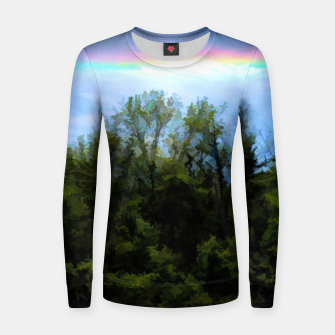 Thumbnail image of Rockford Park With Rainbow Women sweater, Live Heroes