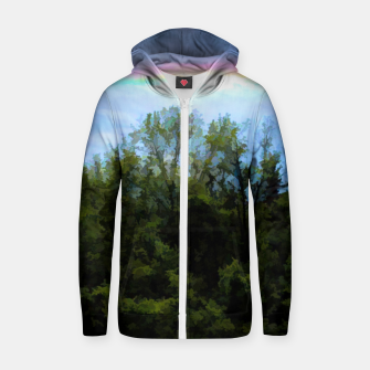 Thumbnail image of Rockford Park With Rainbow Zip up hoodie, Live Heroes