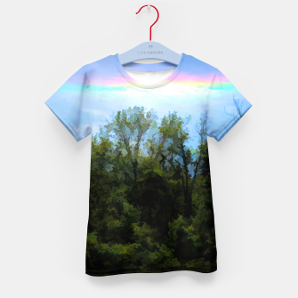 Thumbnail image of Rockford Park With Rainbow Kid's t-shirt, Live Heroes