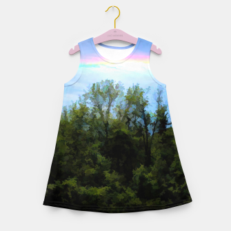 Thumbnail image of Rockford Park With Rainbow Girl's summer dress, Live Heroes