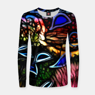 Thumbnail image of Remember The Sunrise Women sweater, Live Heroes