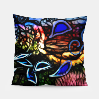 Thumbnail image of Remember The Sunrise Pillow, Live Heroes