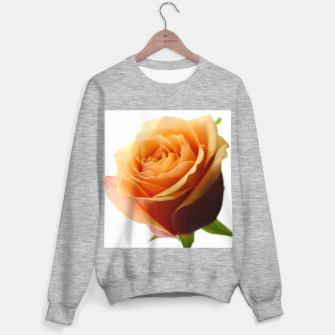 Miniaturka Orange Rose on White Sweater regular, Live Heroes