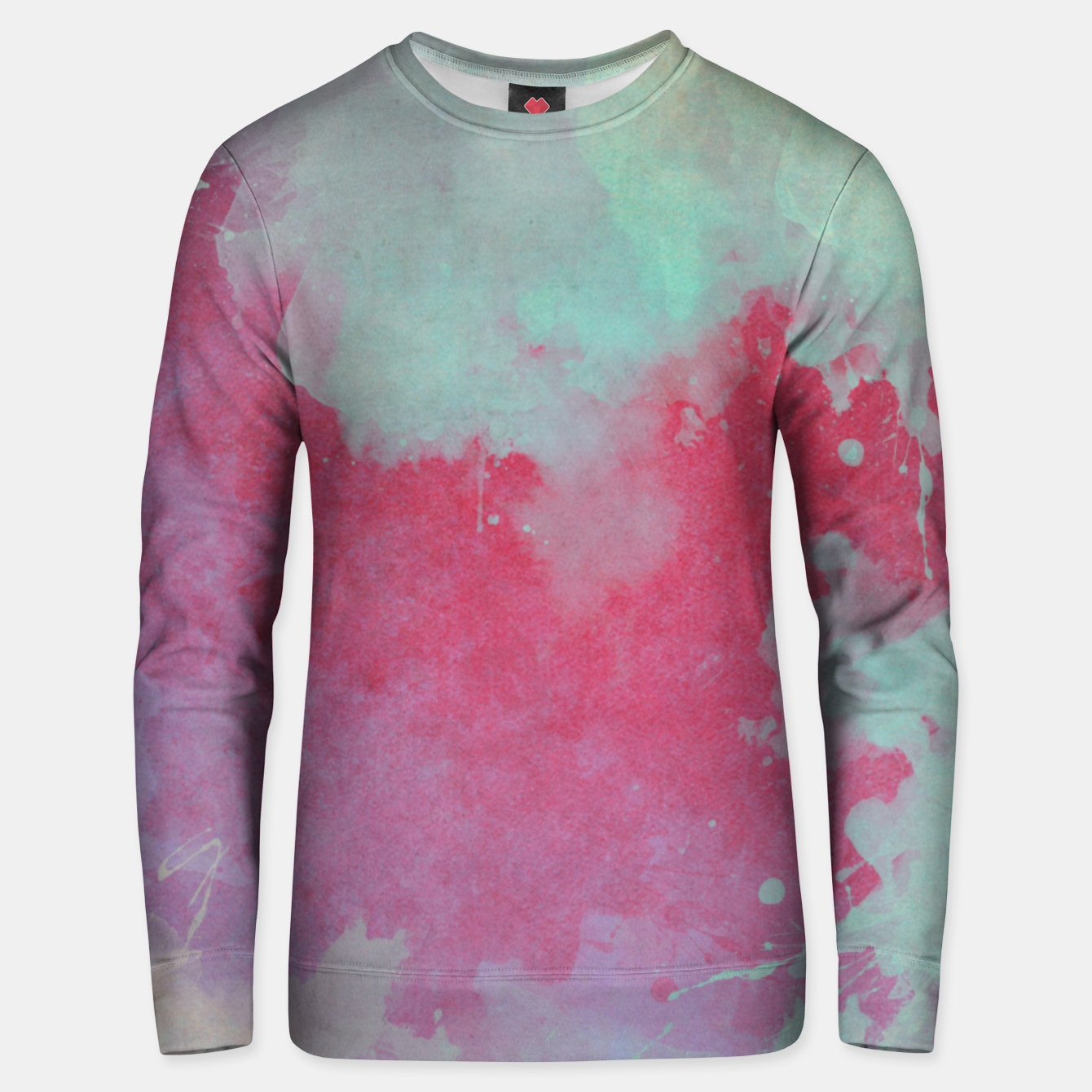 Image of space art Bluza unisex - Live Heroes