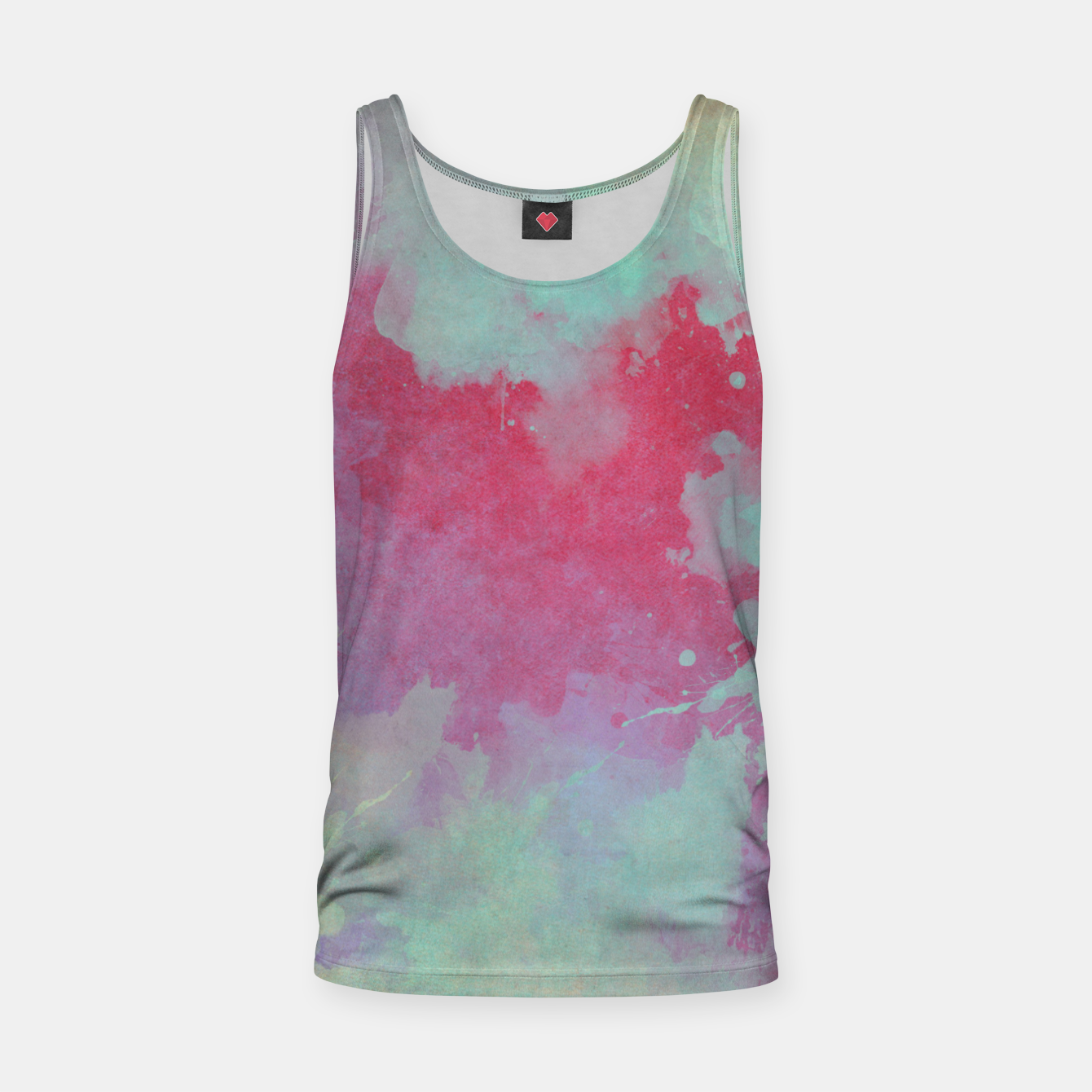 Image of space art Tank Top - Live Heroes