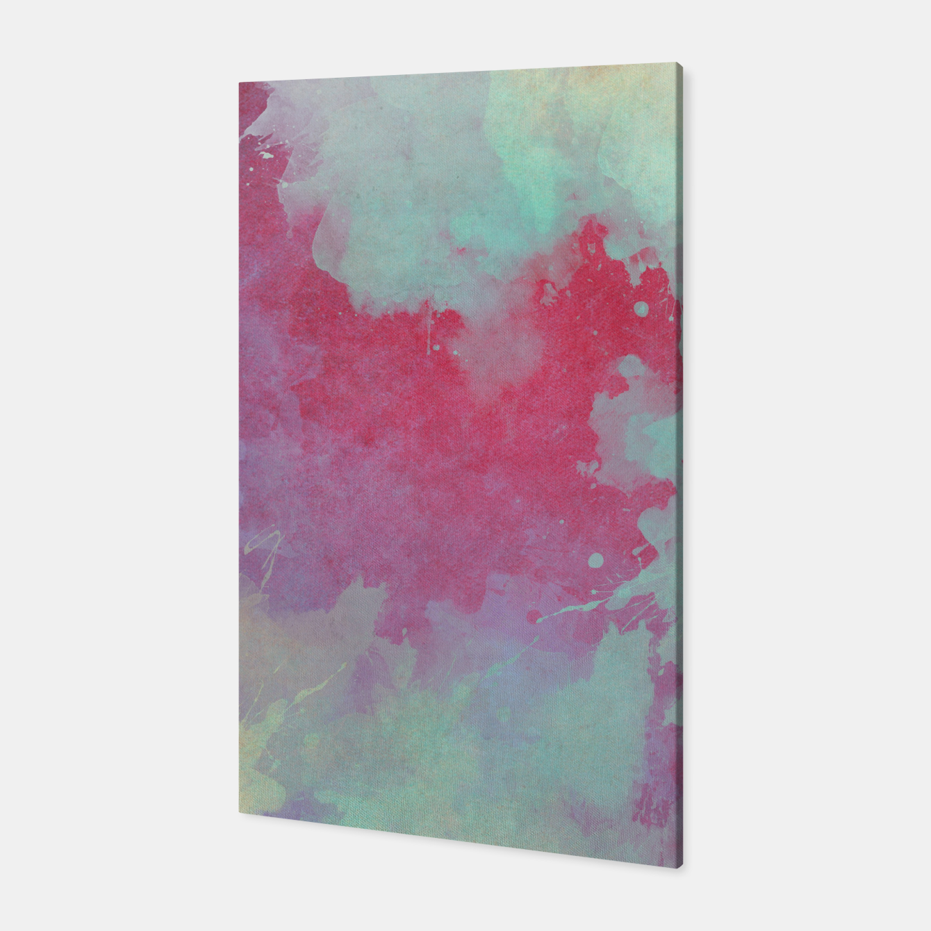Image of space art Canvas - Live Heroes