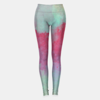 Miniature de image de space art Legginsy, Live Heroes