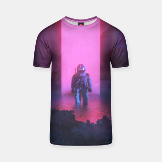 Thumbnail image of Astronaut in pink T-shirt, Live Heroes