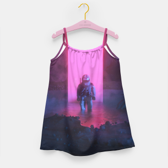 Thumbnail image of Astronaut in pink Girl's dress, Live Heroes