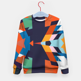 Thumbnail image of SAHARASTREET-SS123 Kid's sweater, Live Heroes