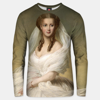 Miniaturka Portrait Of Princess Alexandra Unisex sweater, Live Heroes