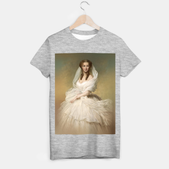 Miniaturka Portrait Of Princess Alexandra T-shirt regular, Live Heroes