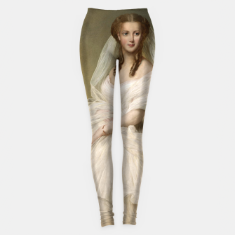Miniaturka Portrait Of Princess Alexandra Leggings, Live Heroes