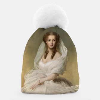 Thumbnail image of Portrait Of Princess Alexandra Beanie, Live Heroes