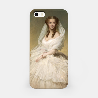 Miniaturka Portrait Of Princess Alexandra iPhone Case, Live Heroes