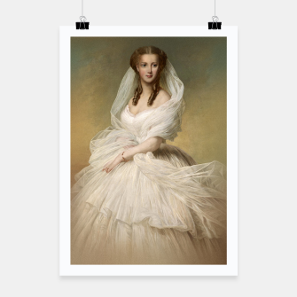Thumbnail image of Portrait Of Princess Alexandra Poster, Live Heroes