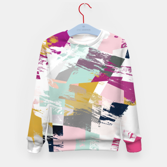Thumbnail image of SAHARASTREET-SS125 Kid's sweater, Live Heroes