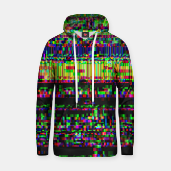 Miniatur GLITCHED2HELL Hoodie, Live Heroes