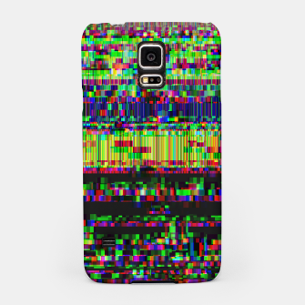 Miniatur GLITCHED2HELL Samsung Case, Live Heroes