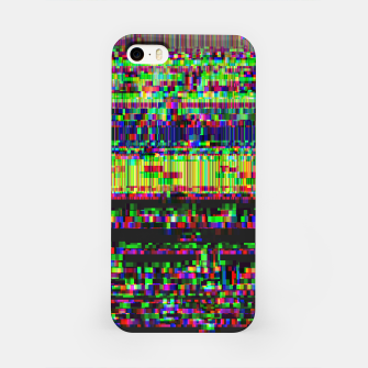 Miniatur GLITCHED2HELL iPhone Case, Live Heroes