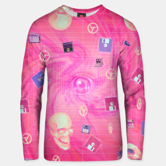 Thumbnail image of Pastel VR Unisex sweater, Live Heroes